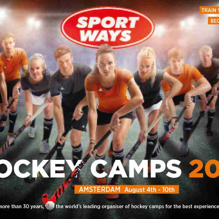 Holland Juniors Hockey Camp (August 2019)