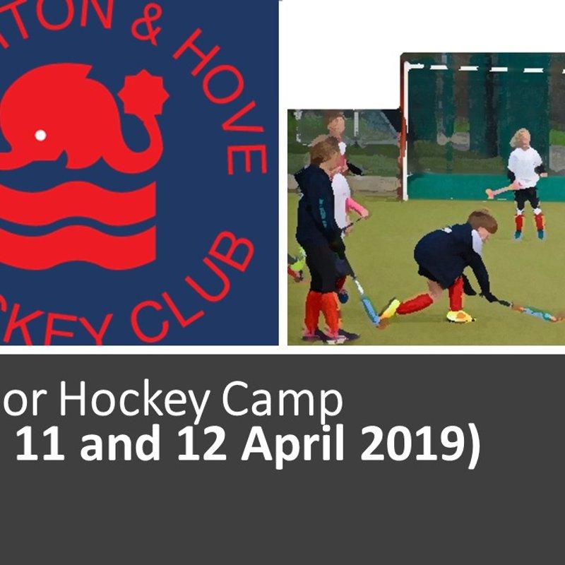 Easter 2019 Hockey Camp for Juniors