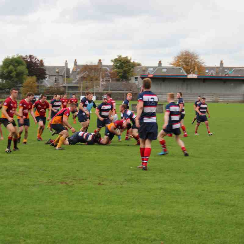 Deeside vs Grammar 22.10.2016