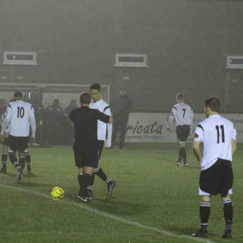 Faversham Town Vs Hastings United (29.1.17)