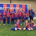 Under 11 Belles beat Brighouse Juniors Blue 0 - 6