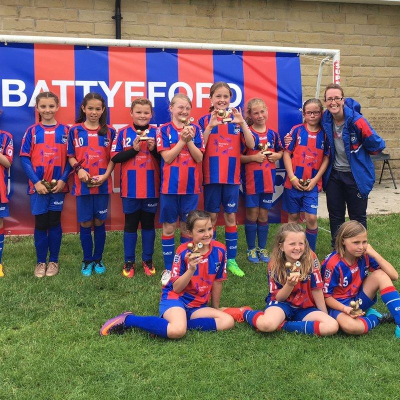 Battyeford Sporting Club vs. Brighouse Juniors