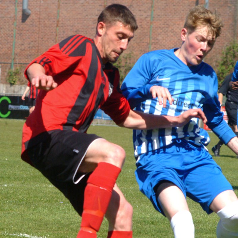 Reading YMCA Start Title Defence