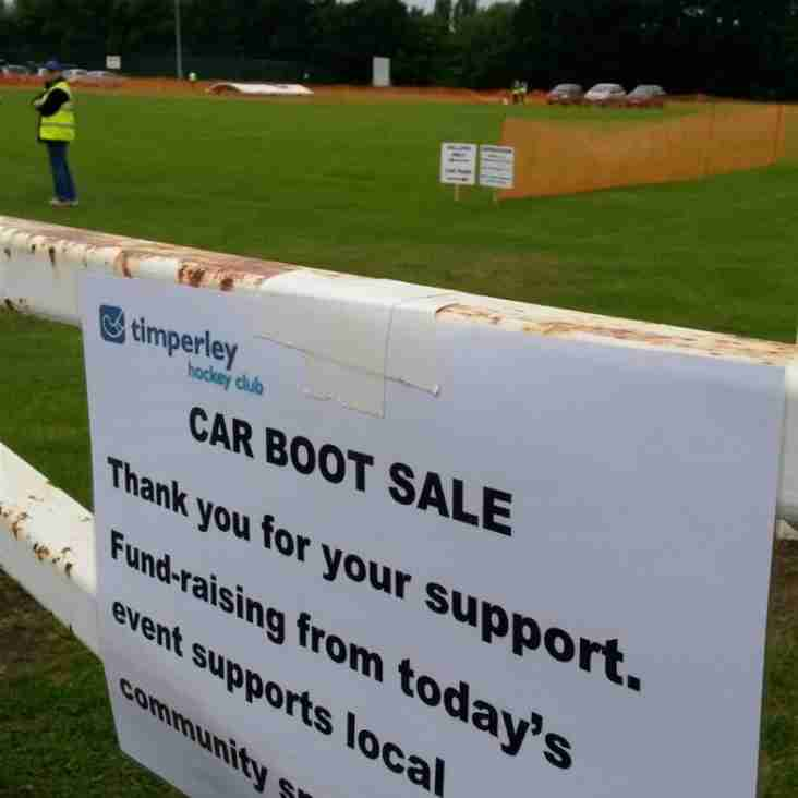 Car Boot Sale - August Bank Holiday Monday