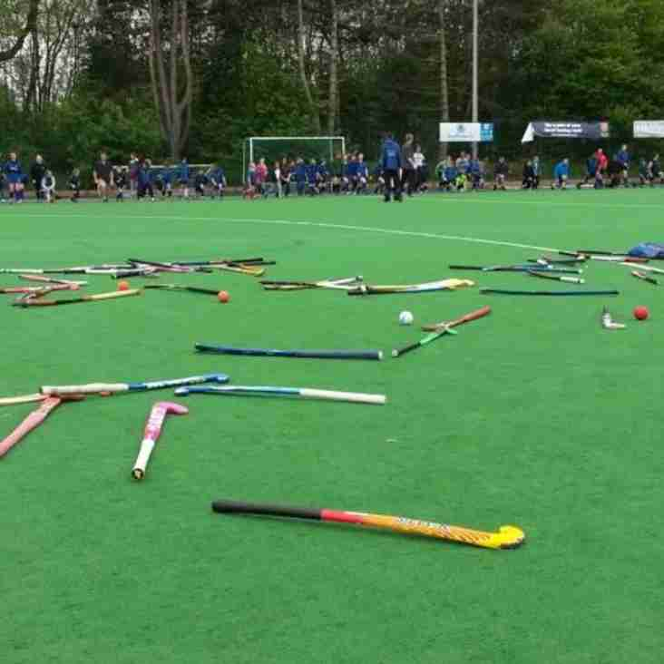 THC's February Half Term Hockey Camp