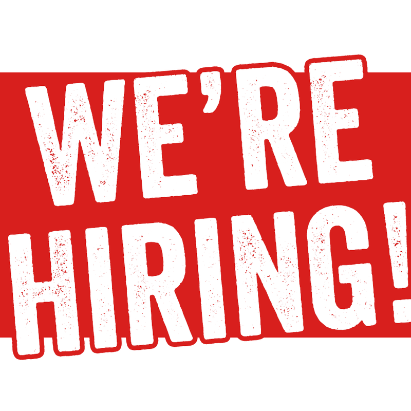 Part Time Bar Staff Required!