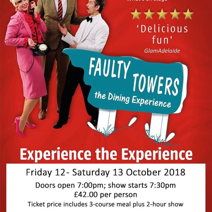 Faulty Towers - The Dining Experience <