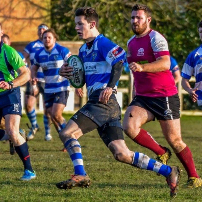 Norwich Union vs. Lowestoft & Yarmouth Rugby Club