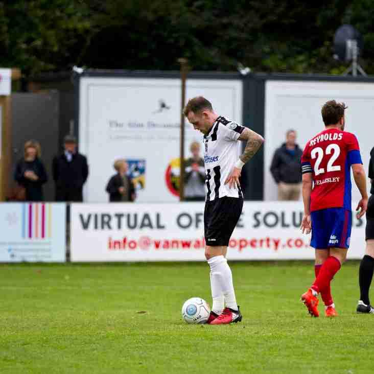 Penalties on the Pitch v Barrow