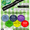 Free activities to mark Macmillan Coffee Morning