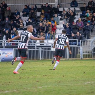 First Magpies goal for Akintunde seals win