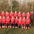 London Welsh Ladies vs. Crowthorne Ladies
