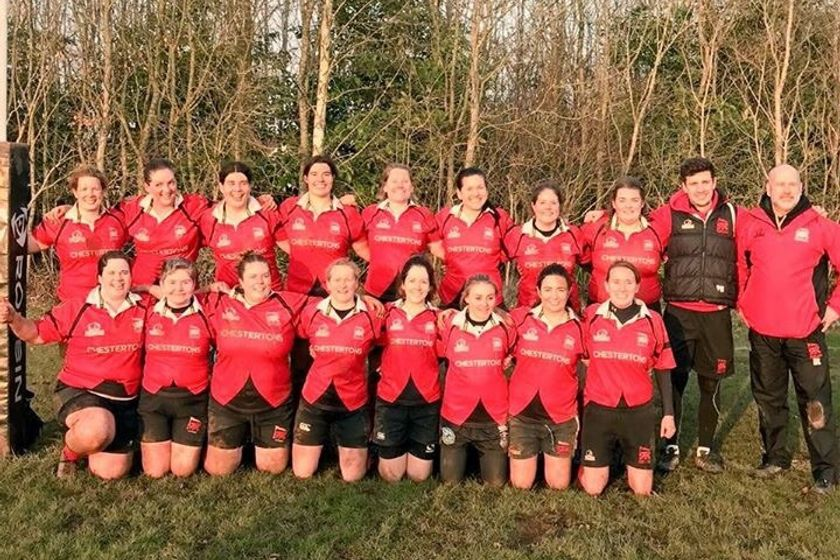 London Welsh Women beat Reading Ladies 32 - 12