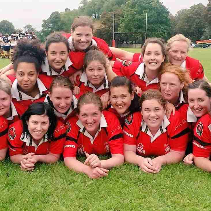 London Welsh Women Match Report - Portsmouth Valkyries Home, 10/09/2017