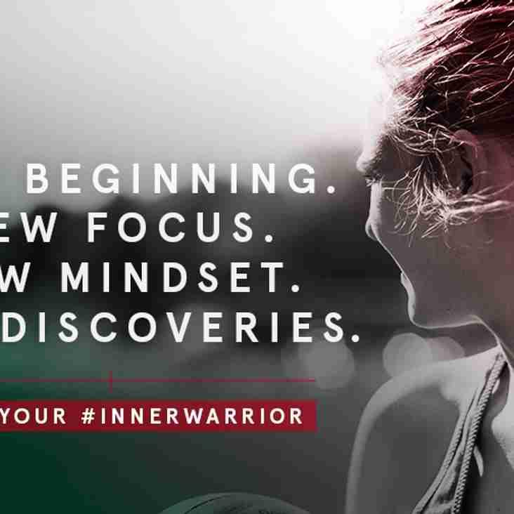 Find your Inner Warrior