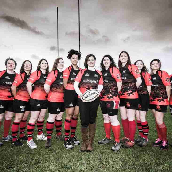 BREAKING NEWS : London Welsh Women & Inspiring Girls form exciting partnership