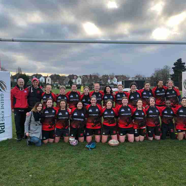 London Welsh Women raring to go for 2018/19 season