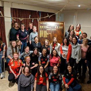 London Welsh Women match report - Reading, Home, 18/11/2018