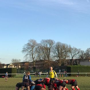 London Welsh Women match report - Witney, Home, 03/02/19