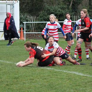 London Welsh Women match report - Rosslyn Park, Home, 03/03/2019
