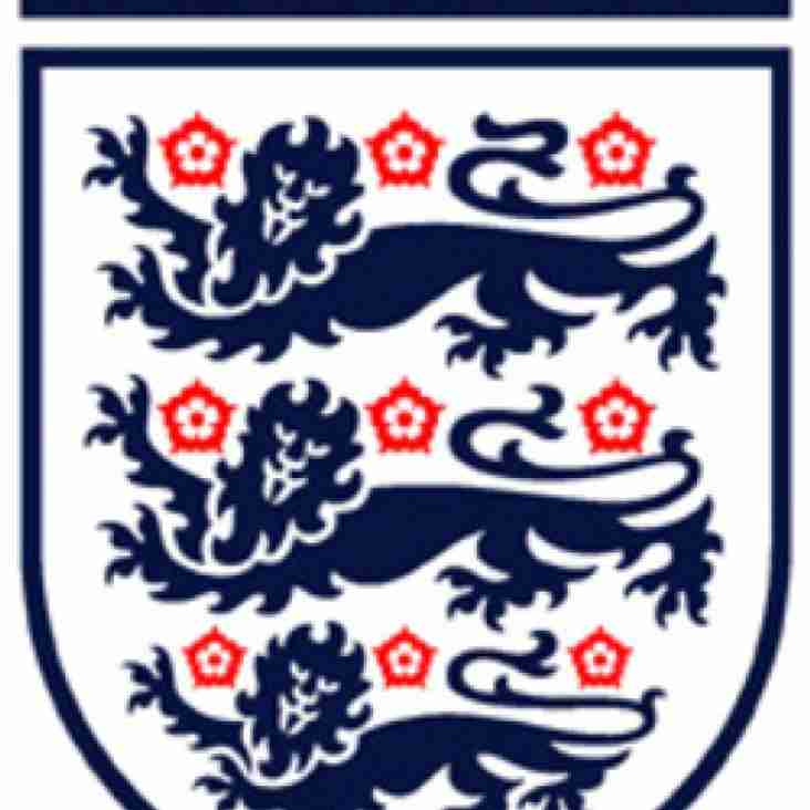 Watch the England game tonight at Petersfield Town FC