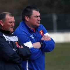Petersfield Town boss pleased to remain in Division 1 Central