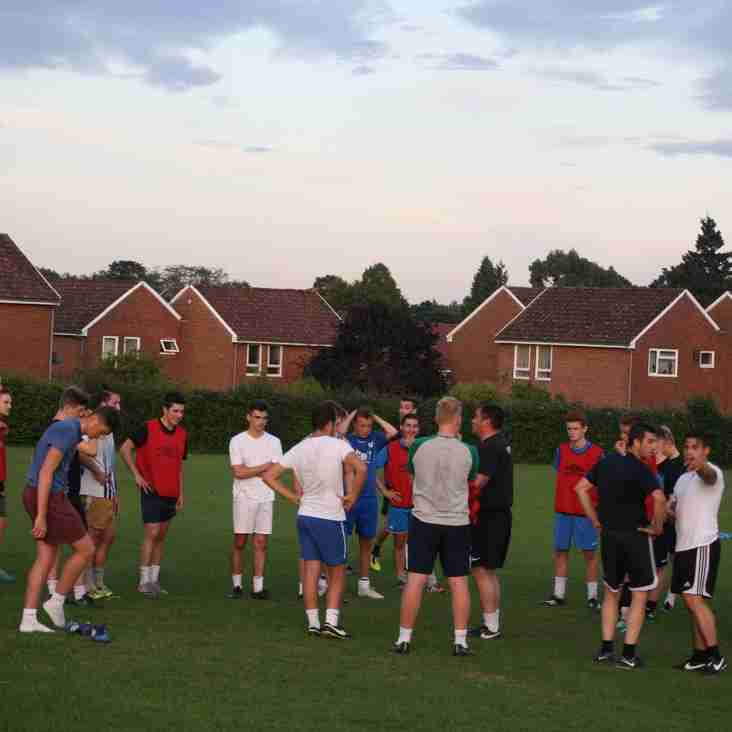 Petersfield Town announce some of their pre-season plans