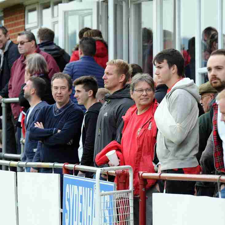 Petersfield Town announce season ticket and matchday ticket prices for 2017-18 season