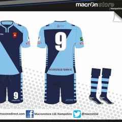 Petersfield Town to start season in stunning new away kit