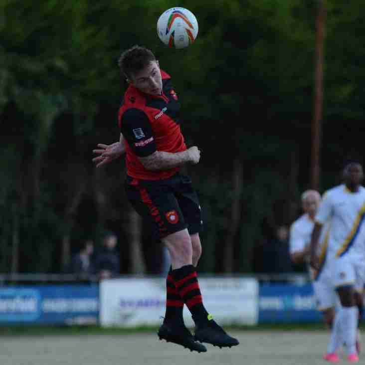 Petersfield Town record famous victory over Farnborough