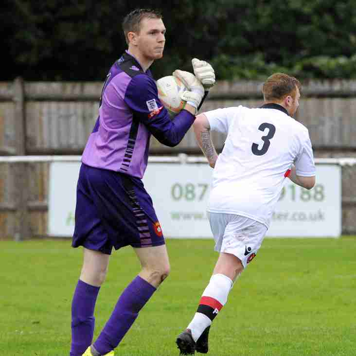 Former Rams help to end Petersfield Town's FA Trophy hopes