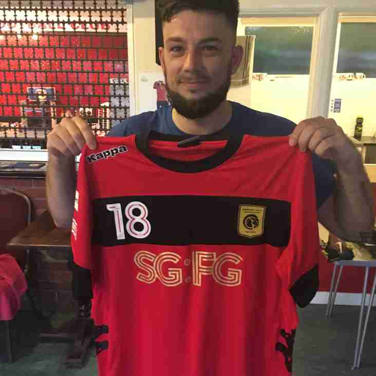 More signings made by Petersfield Town as pre-season training gets under way
