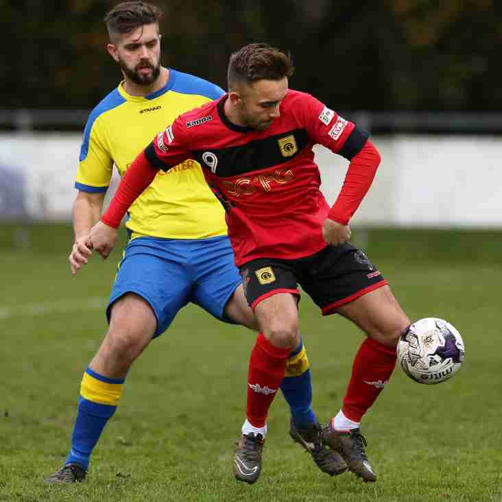 Petersfield hit for six again as Bashley take the three points