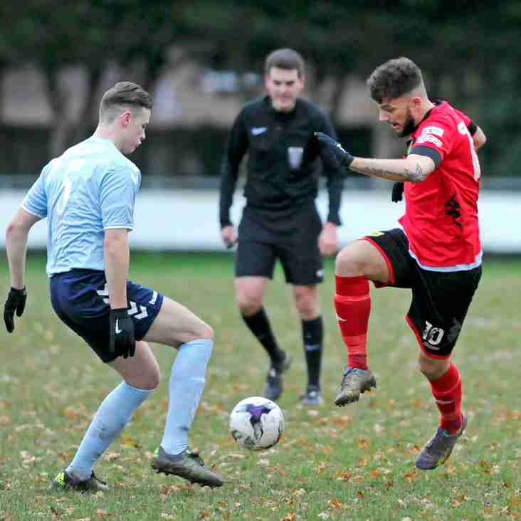 Petersfield Town take runners-up spot in Respect table
