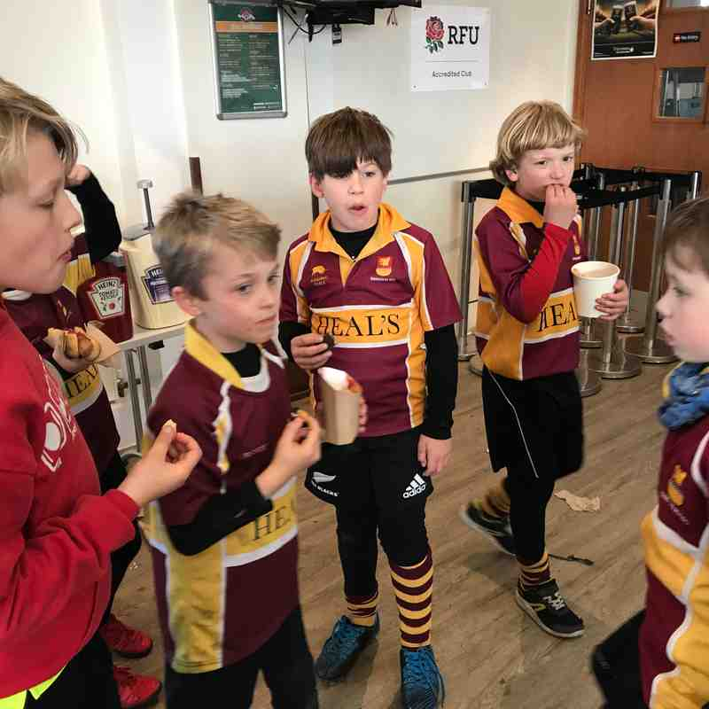 U9's Middlesex Festival 2019