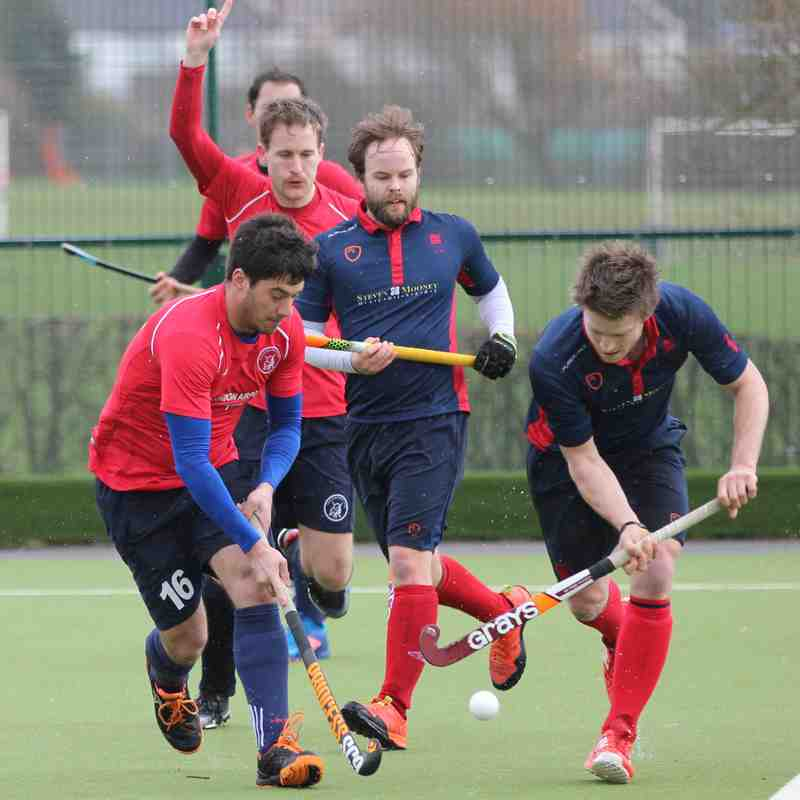 Mens 1s v Oxted