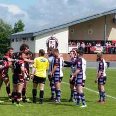 Warriors defeated at league leaders