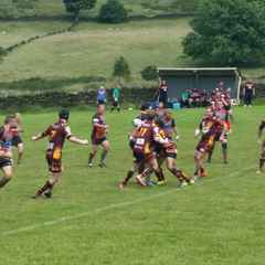 Warriors overcome Underbank