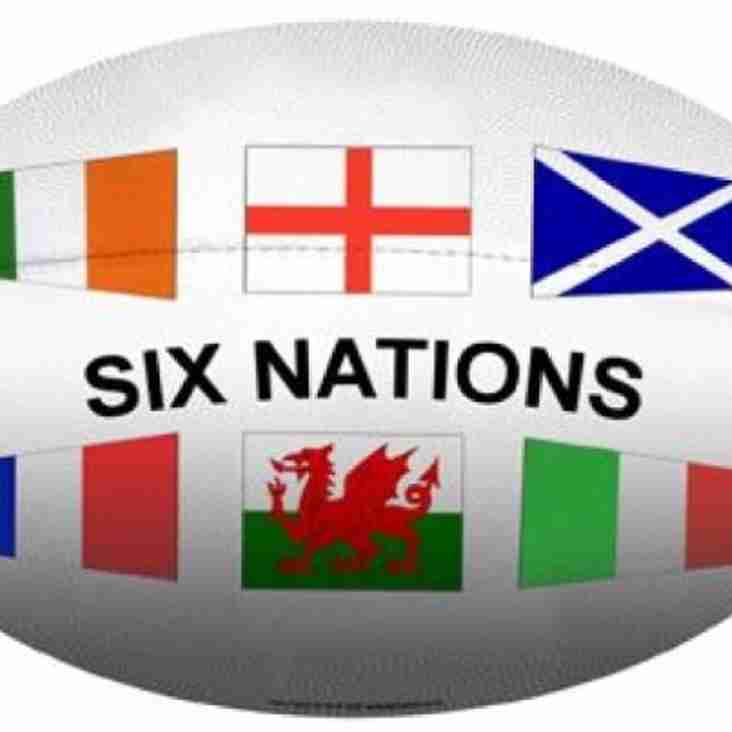 Watch the Six Nations at Stanford RFC