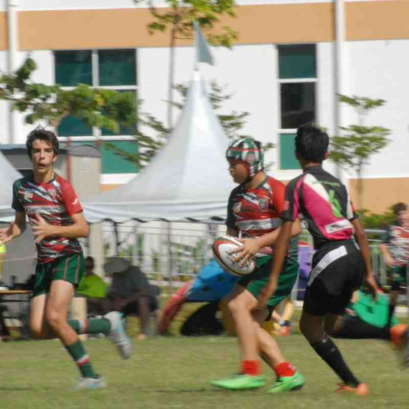 U14 at The KL Tigers Tournament June 2016