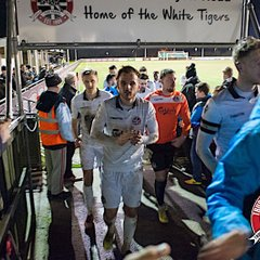 Truro City v Gosport Borough (H) - 21st February 2017