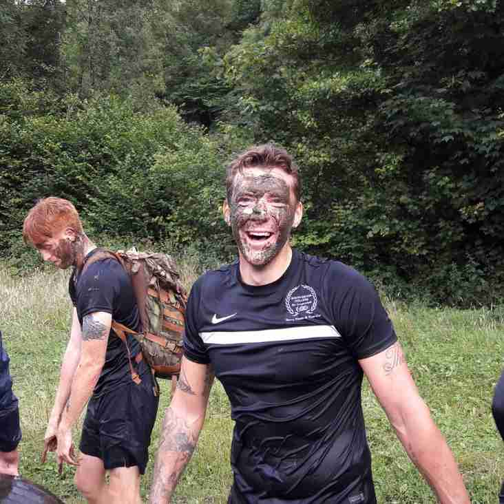 PRE-SEASON: Third and final boot camp session