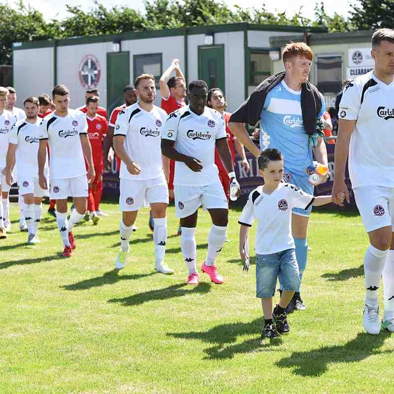 v Welling United (05.08.2017)