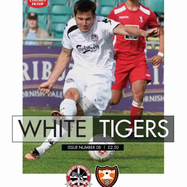 MATCHDAY PROGRAMME: Another action-packed edition on Saturday