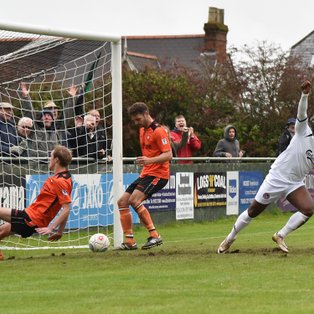 Truro City 2 AFC Portchester 0 (Emirates FA Cup second qualifying round)