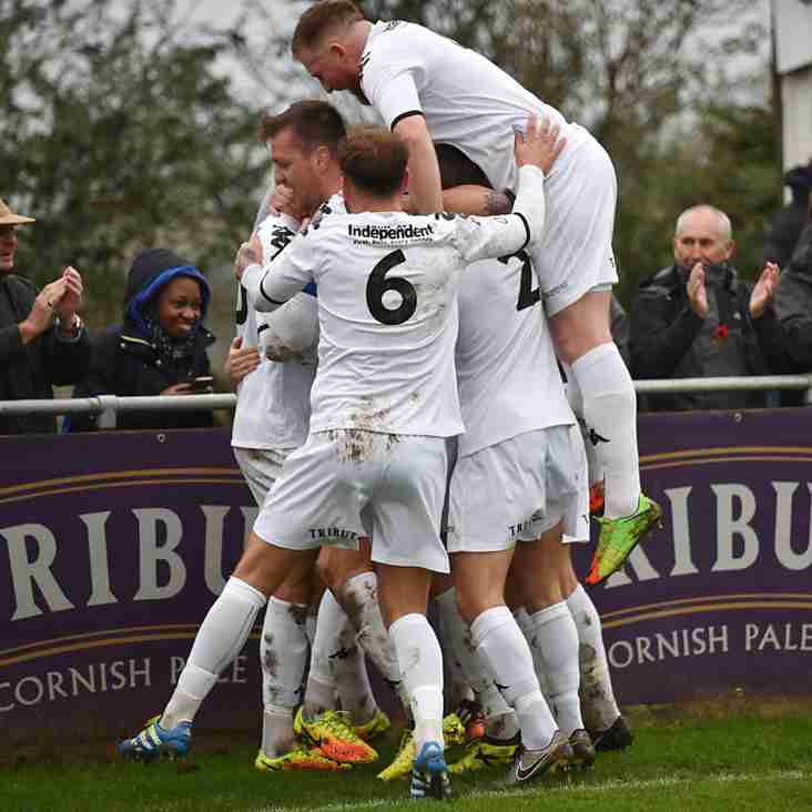 PREVIEW: White Tigers hungry for more points as we head to Hungerford Town