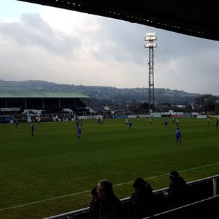 Bath City 0 Truro City 0 (06.01.2018)