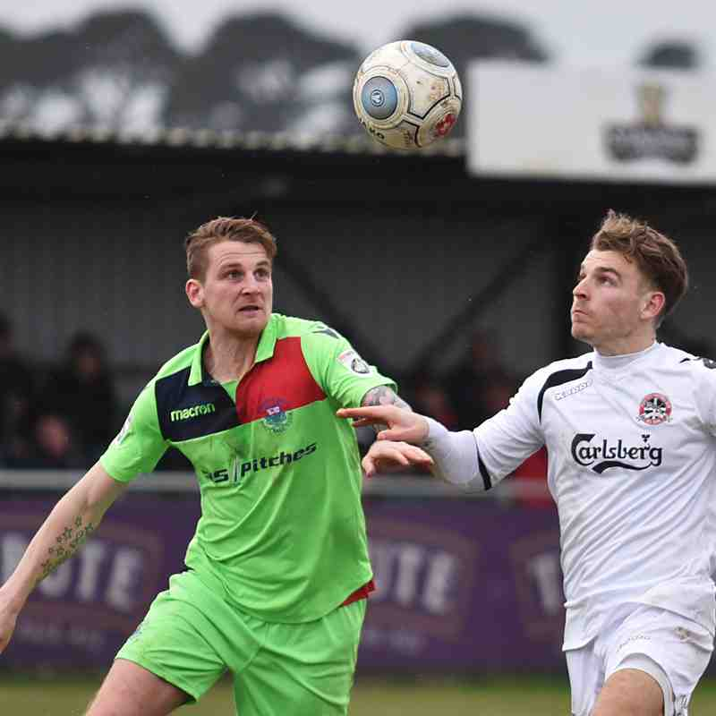 Truro City v Oxford City (18.02.2018)