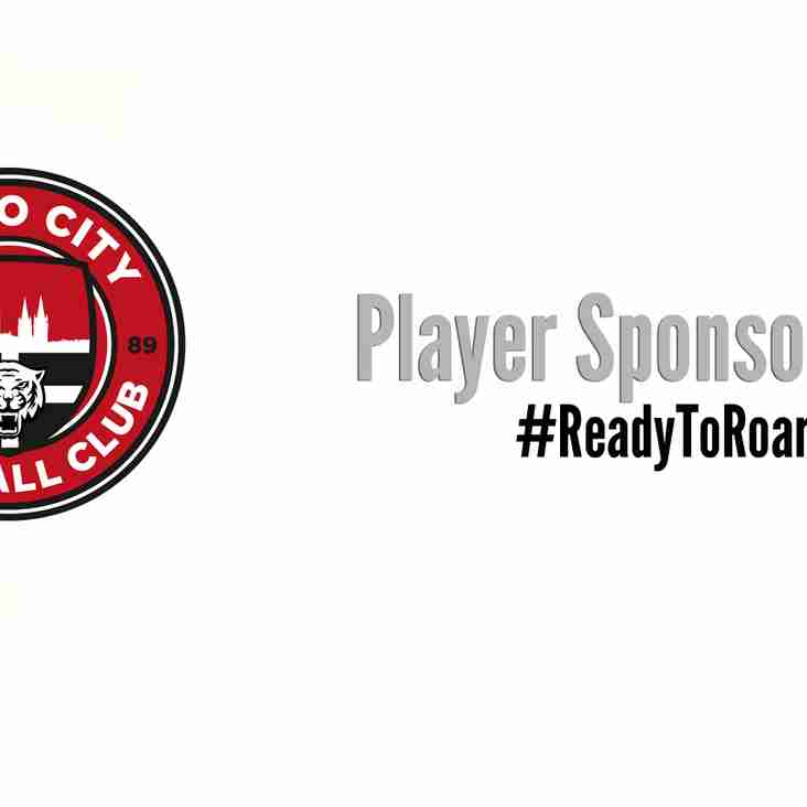 PLAYER SPONSORSHIP: Back your favourite player