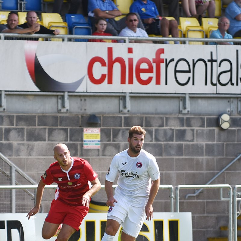 PREVIEW: White Tigers head to Eastbourne Borough